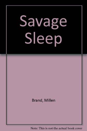 9780583118286: Savage Sleep