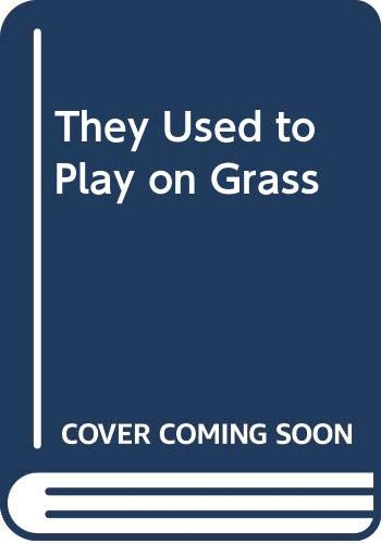 They Used to Play on Grass (0583120776) by Gordon Williams; Terry Venables