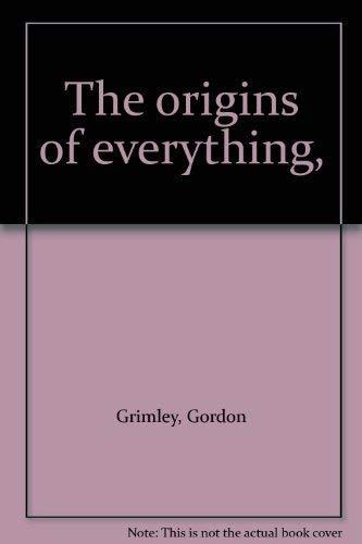 9780583122672: Origins of Everything