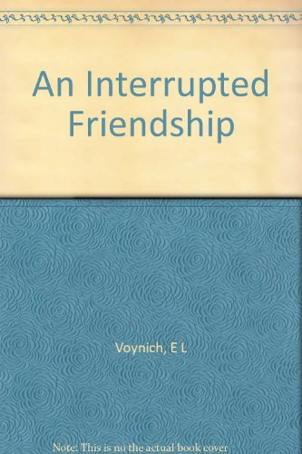9780583123297: Interrupted Friendship