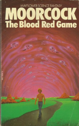 9780583123372: Blood Red Game