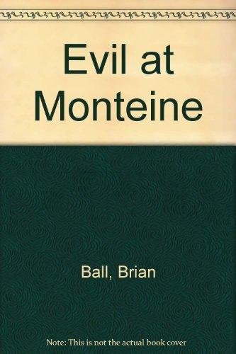 9780583124300: Evil at Monteine