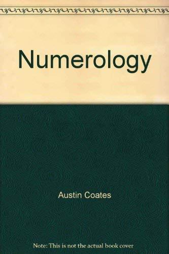 9780583125727: Numerology