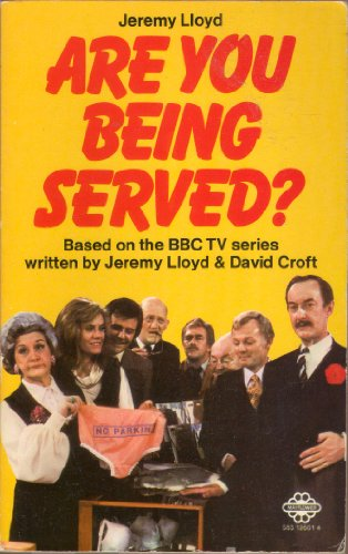 9780583126014: Are You Being Served?