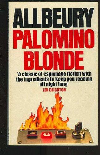 9780583127004: Palomino Blonde