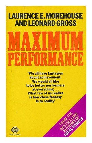 9780583128964: Maximum Performance