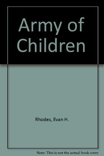 9780583130578: Army of Children
