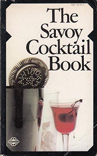 9780583197335: Savoy Cocktail Book