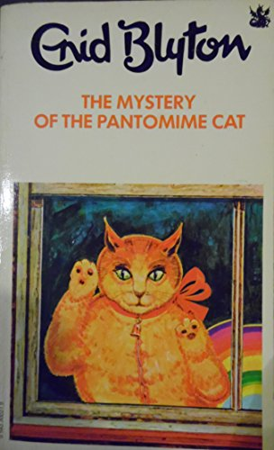 9780583300216: The Mystery of the Pantomime Cat (The Dragon Books)
