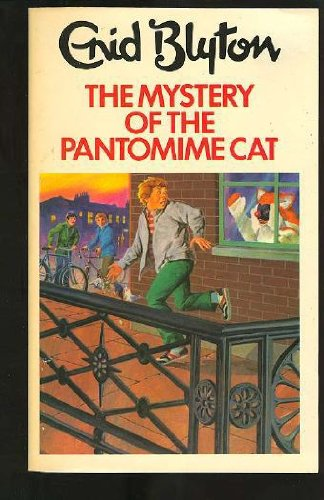 9780583300216: Mystery of the Pantomime Cat