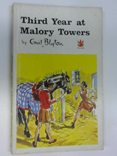 9780583300285: Third Year at Malory Towers (Dragon Books)