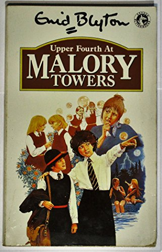 9780583300292: Upper Fourth at Malory Towers (Dragon Books)