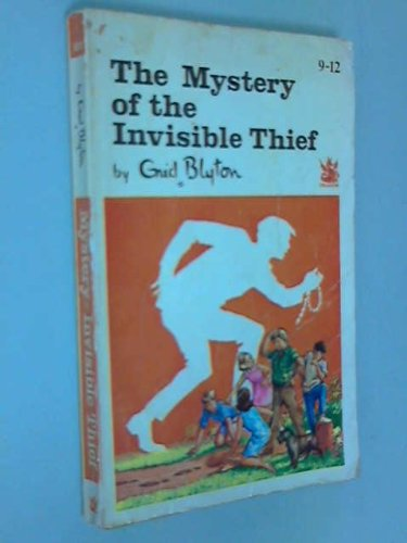 9780583300964: The Mystery of the Invisible Thief (The Dragon Books)