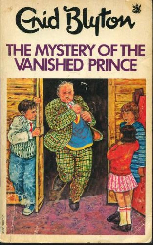 9780583301206: The Mystery of the Vanished Prince