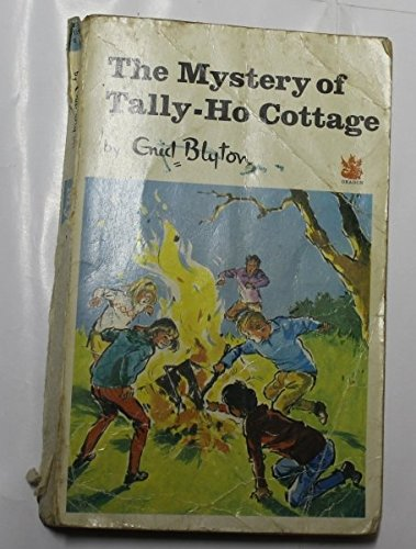 9780583301268: The Mystery of Tally-Ho Cottage
