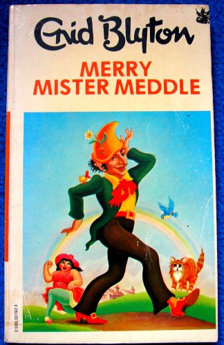 9780583301923: Merry Mister Meddle (The Dragon Books)