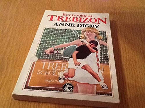 9780583304306: Boy Trouble at Trebizon (The Dragon Books)