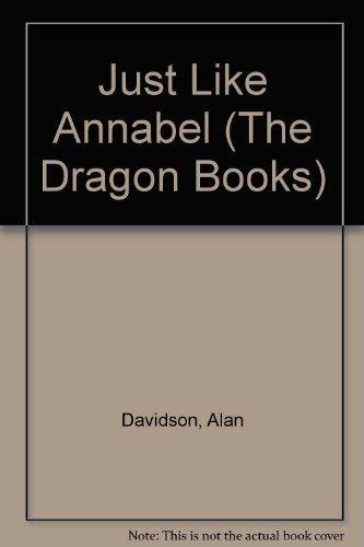 Just Like Annabel: Alan Davidson