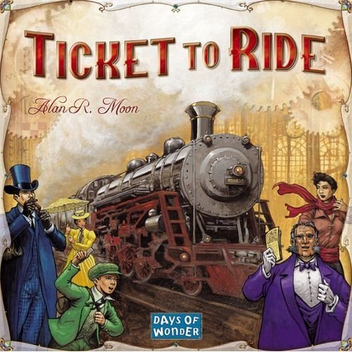9780583306492: Ticket to Ride