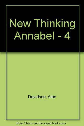 9780583306935: New, Thinking Annabel (The Dragon Books)