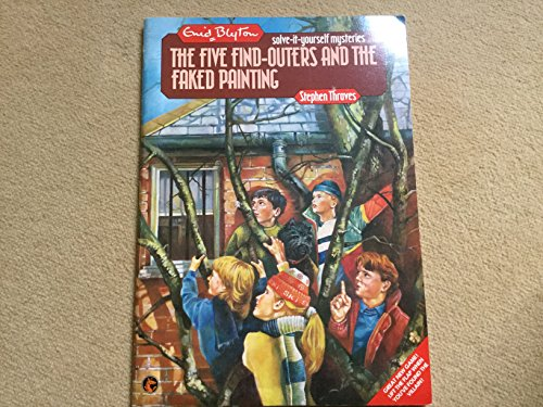 9780583308915: The Five Findouters and the Faked Painting (The Dragon Books)