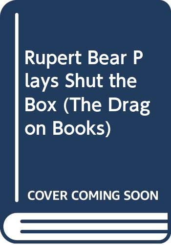 Rupert Plays Shut Box (0583309526) by Collis, Len