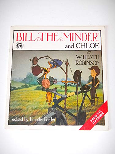 9780583310857: Bill the Minder and Chloe (The Dragon Books)