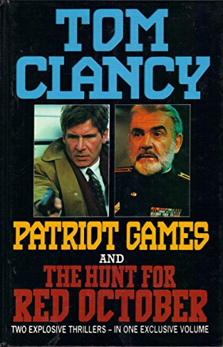 9780583314404: Patriot Games and the Hunt for Red October
