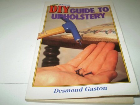 9780583314657: DIY guide to upholstery