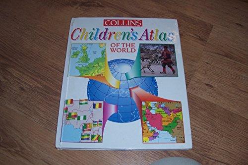 9780583319522: Collins Children's Atlas of the World