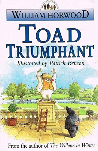 9780583331333: Toad Triumphant