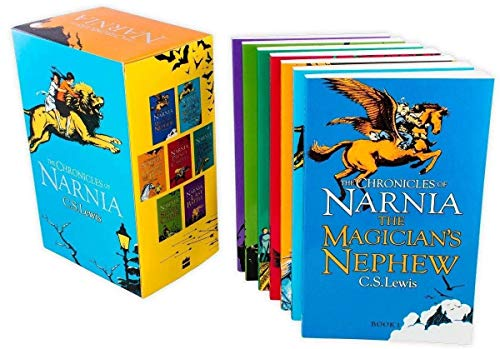 9780583331371: The Complete Chronicles of Narnia ( Boxed Set 7 Books ) [Paperback] by Lewis,...