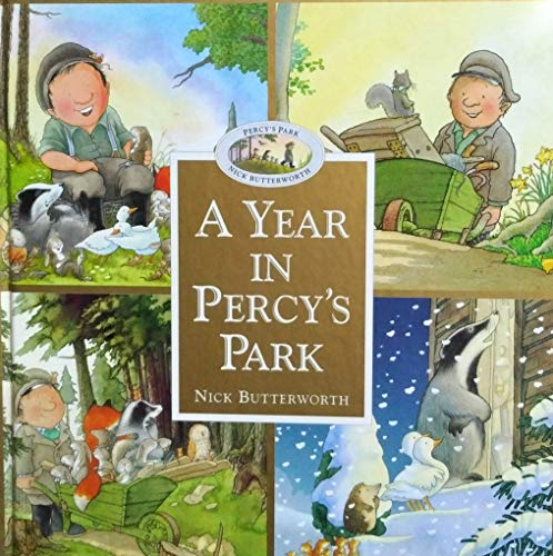 9780583332514: A Year in Percy's Park