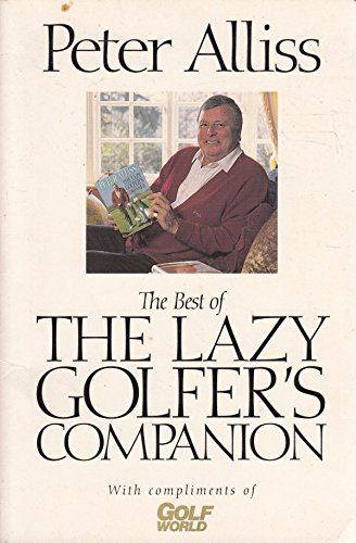 9780583332781: The Lazy Golfer's Companion
