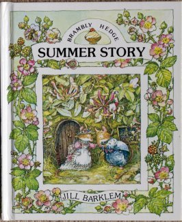 9780583333269: Summer Story (Brambly Hedge)