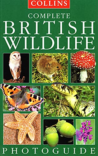 9780583336383: Collins Complete British Wildlife Photoguide
