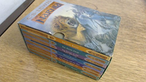 The Chronicles of Narnia (box set; 7: C S Lewis