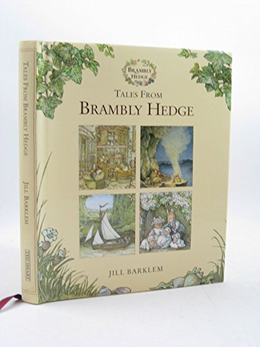 9780583337915: Tales from Brambly Hedge (The Story of Brambly Hedge by Jane Fior; The Secret Staircase; The High Hills; Sea Story; Poppy