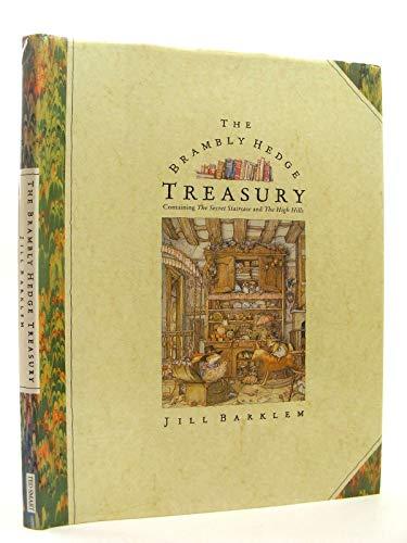 9780583343961: THE BRAMBLY HEDGE TREASURY