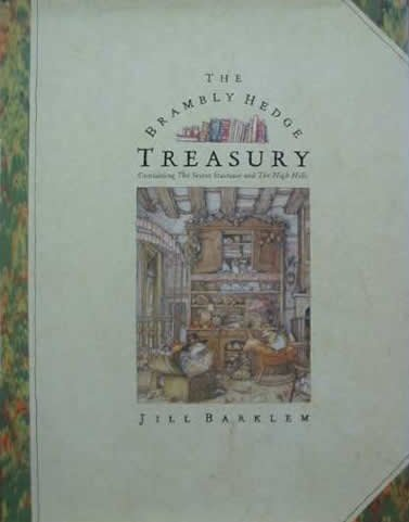 9780583343961: The Brambly Hedge Treasury
