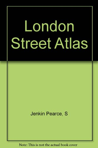 9780583344234: London Street Atlas