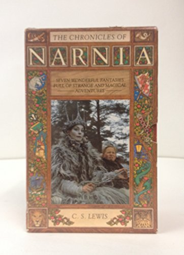 The Chronicles of Narnia 7 Book Set: C. S. Lewis
