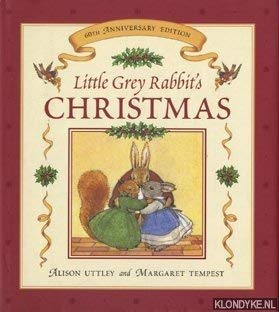 9780583346115: Little Grey Rabbit's Christmas (60th Anniversary Edition)