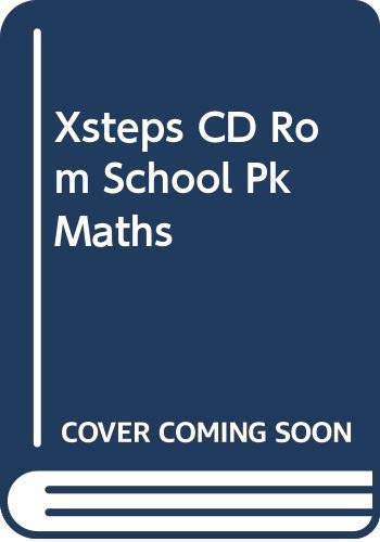 9780583348928: Xsteps CD Rom School Pk Maths