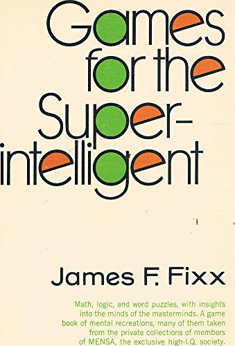 9780584101621: Games for the Super-intelligent