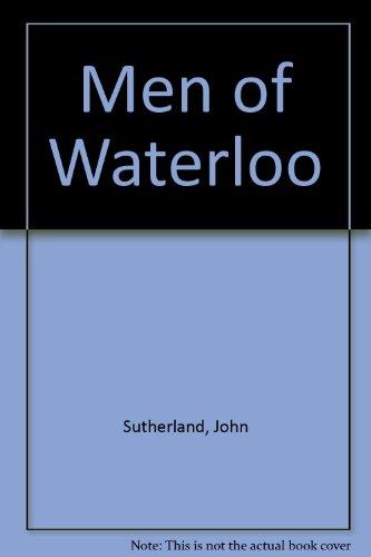 Men of Waterloo: Sutherland John