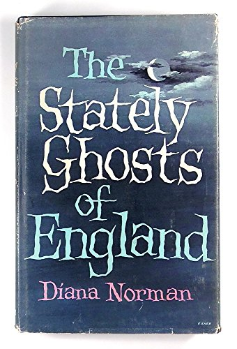 9780584102772: Stately Ghosts of England