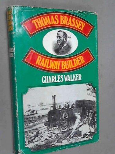 9780584103052: Thomas Brassey: Railway Builder