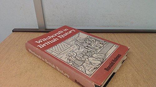 9780584103359: Witchcraft in British History