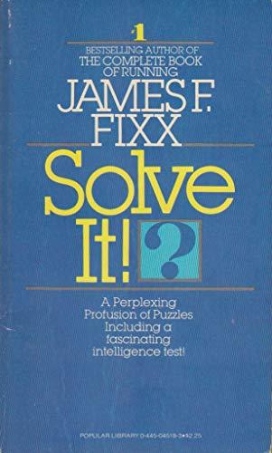 9780584103496: Solve It!